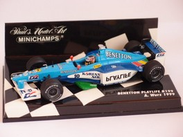 BENETTON PLAYLIFE B199  1999