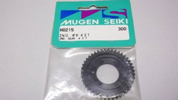 MUGEN H0215 COURONNE 43D 2ND
