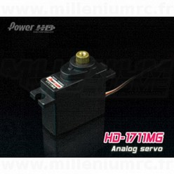 POWER HD MINI SERVO HD1711MG