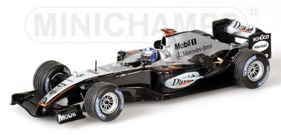 MC LAREN MERCEDES MP4/19