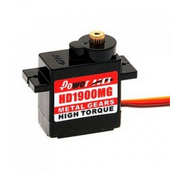POWER HD SERVO MINI HD1900 MG